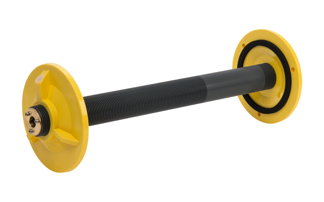 Wanddurchführung Kunststoff-Mantelrohr